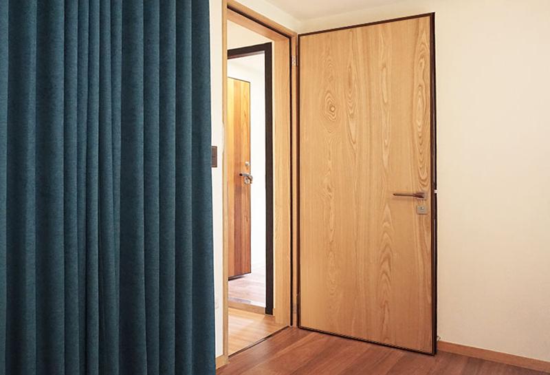 臥室隔音門
