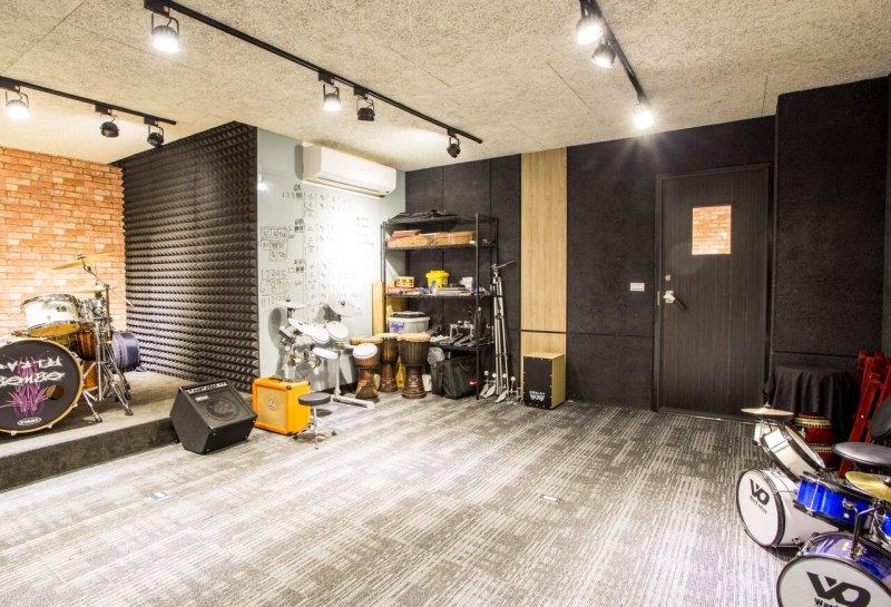 【180型專業隔音門】音樂工作室
