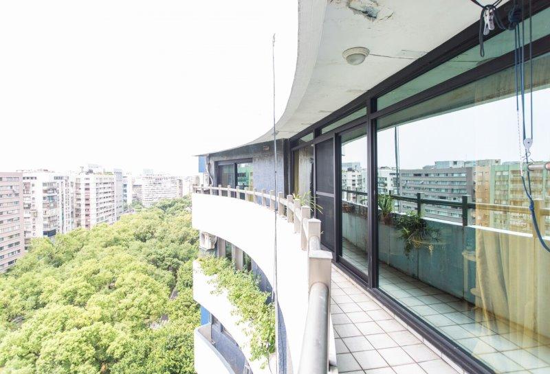 【安固麗隔音窗】台北王宅
