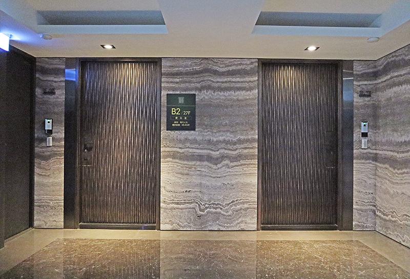 【H3 湖波鑄鋁】高雄慶旺建設-美術高峰會