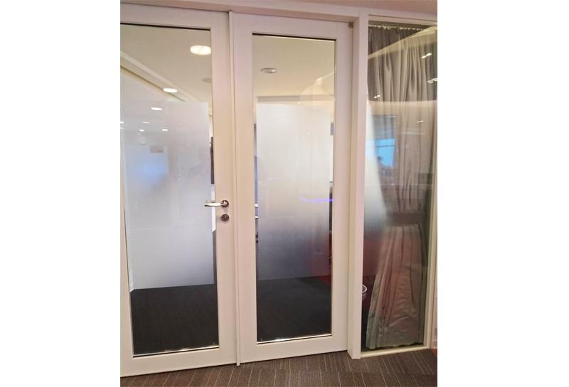 【玻璃隔音門】Google總部