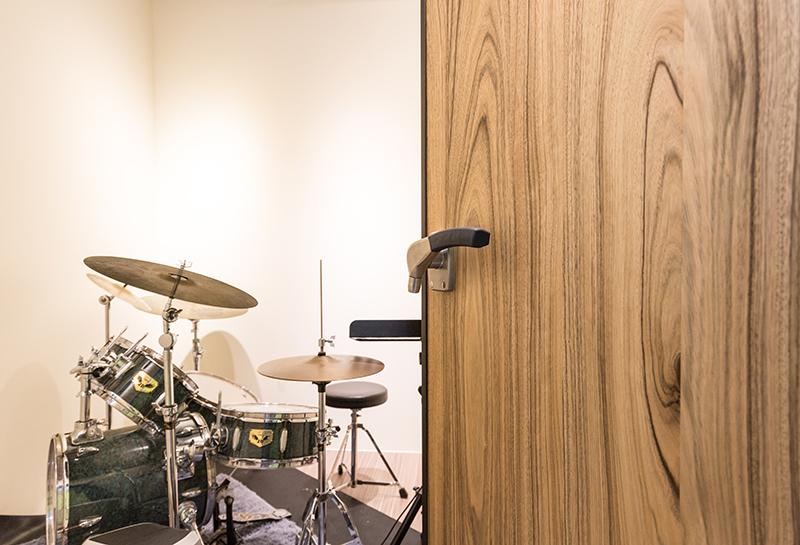 【180型專業隔音門】小熊森林音樂教室